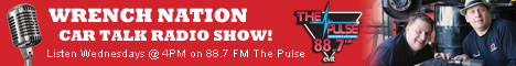Wrench Nation Radio Show - 88.7 The Pulse