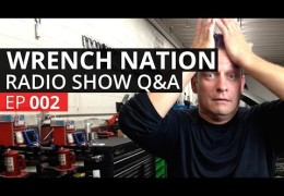 Radio Show Q&A – Episode 002