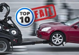 #009: Top 10 Least Reliable Cars of 2016