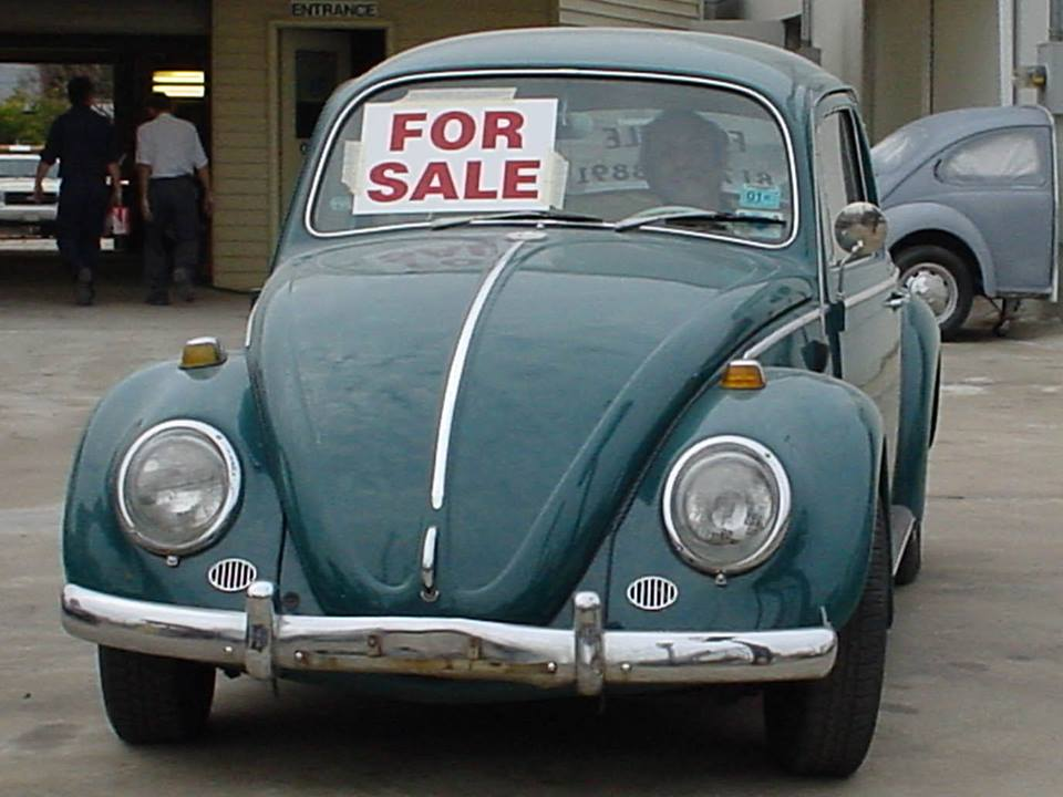 How To Sell Old Car