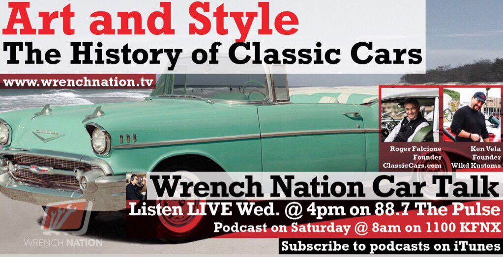 Classic Cars Podcast