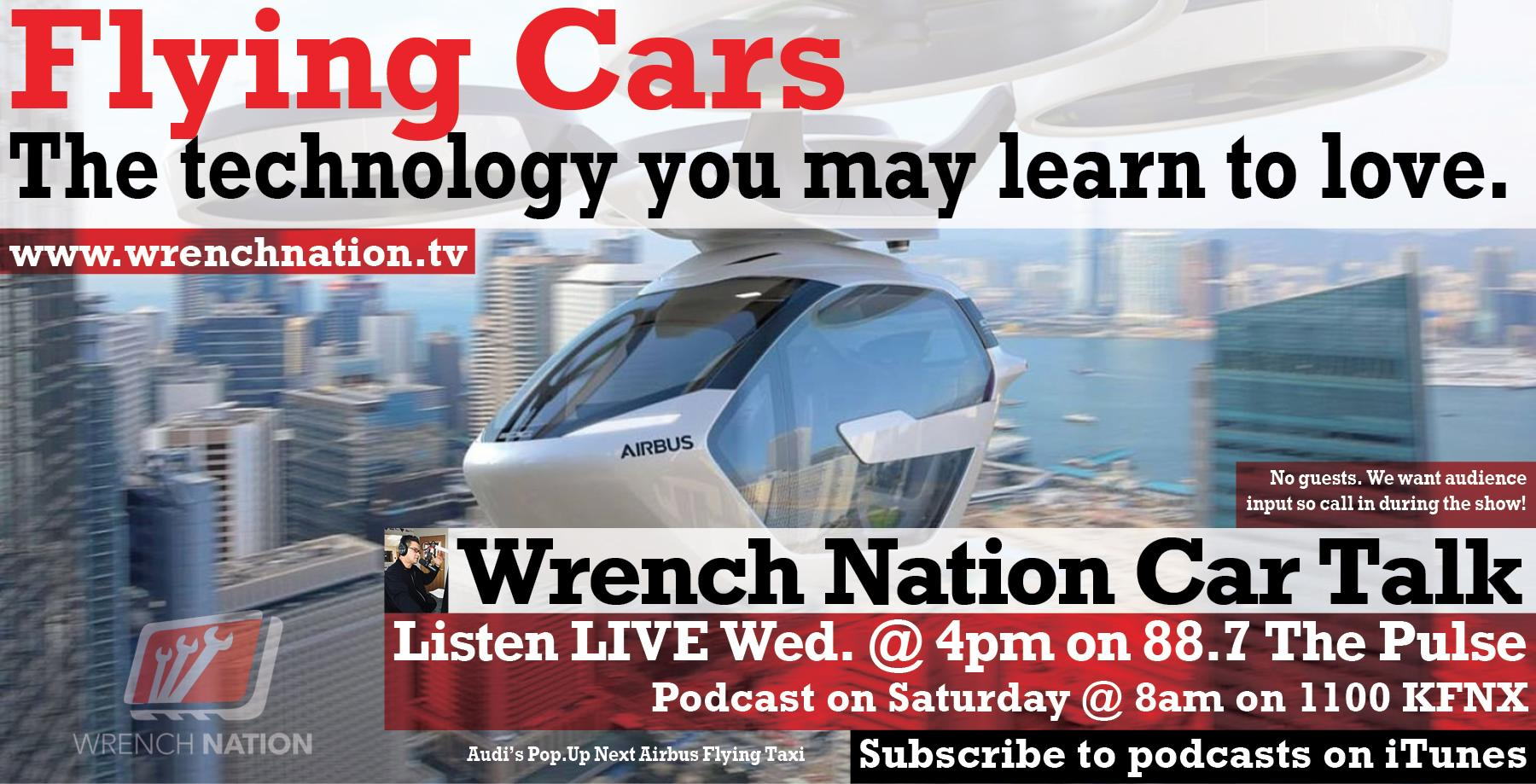 Flying Cars Show  Exploring the Technology and what abouts