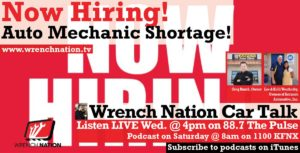 #115  Now Hiring.The Critical Shortage of Mechanics.
