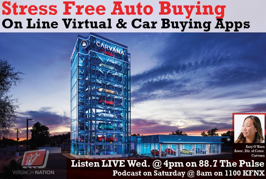 Carvana: Stress Free Auto Buying  9/12/18