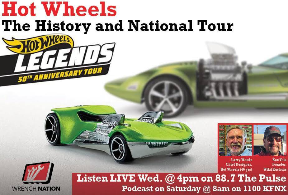 #122 Hot Wheels: The History & National Tour