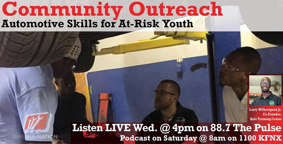#123 Community Outreach: Automotive Skills For At Risk Youth