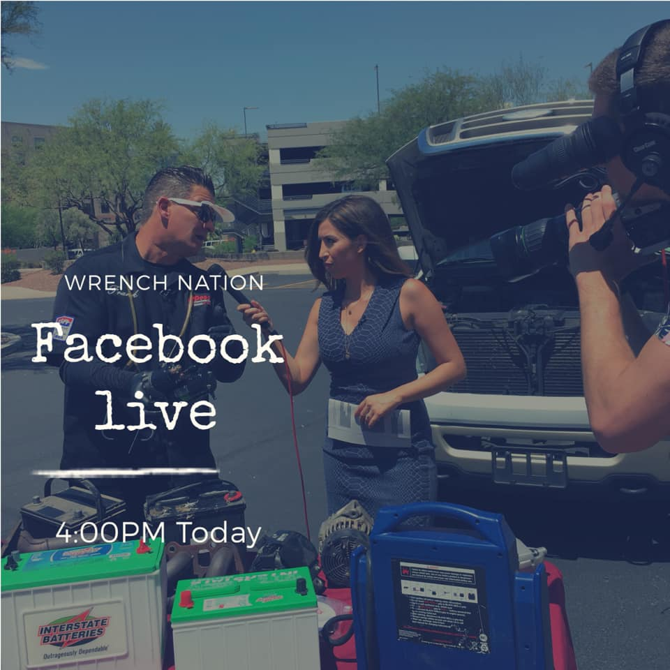 Facebook Live Show Announcement W/EricTheCarGuy