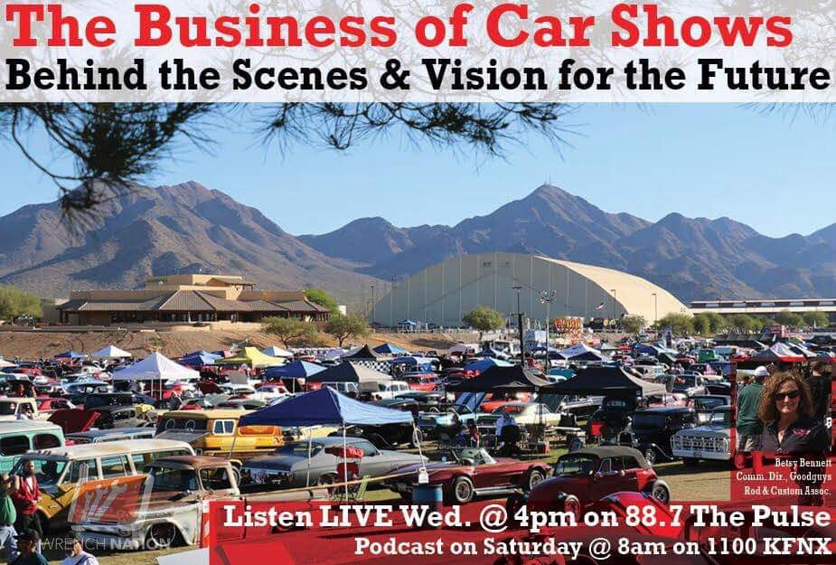 GoodGuys Rod & Custom Association – The Business Of Car Shows