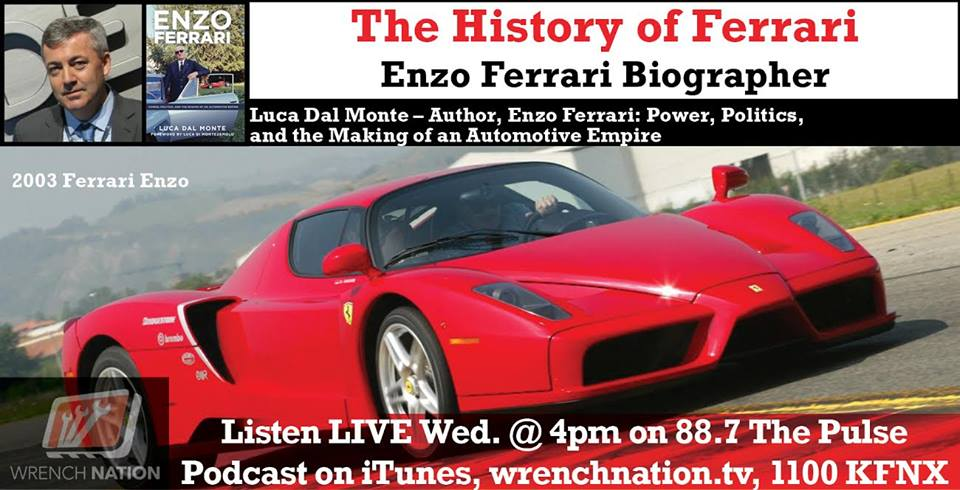 #134 The History Of Ferrari