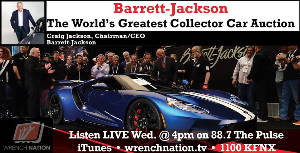 #137 Barrett -Jackson Collector Car Auction