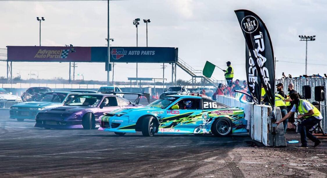 Drift Racing Interviews -Andrew Schulte & Austin Kregle