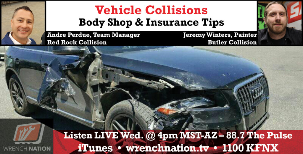 #142 Body Shop & Insurance Tips