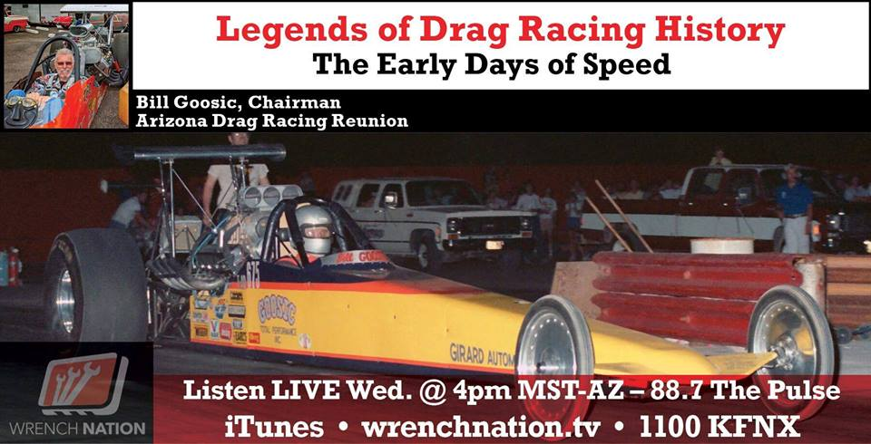 #147  Legends of Drag Racing History: The Early days of Speed