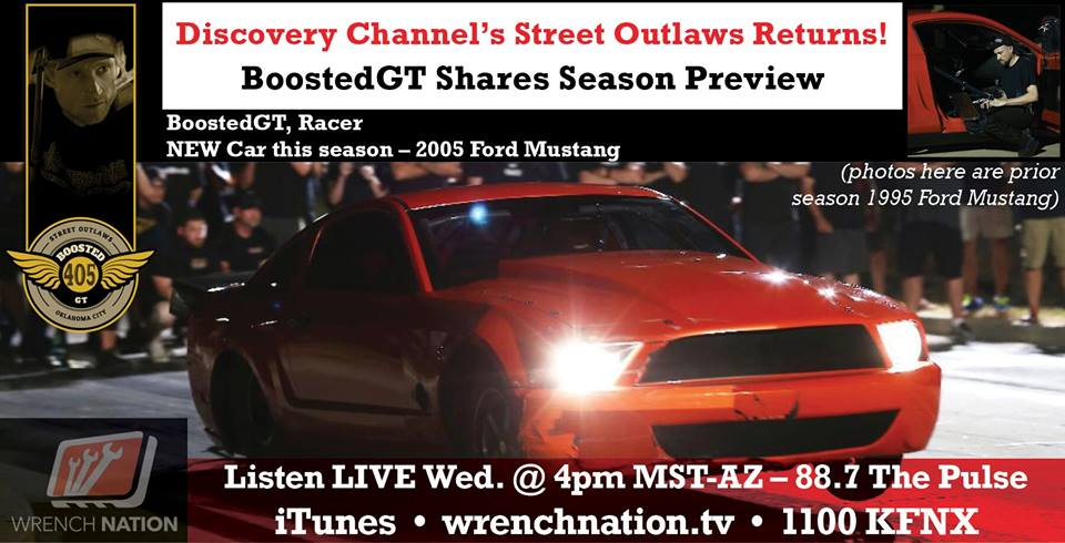#148 Discovery Channel's Street Outlaws