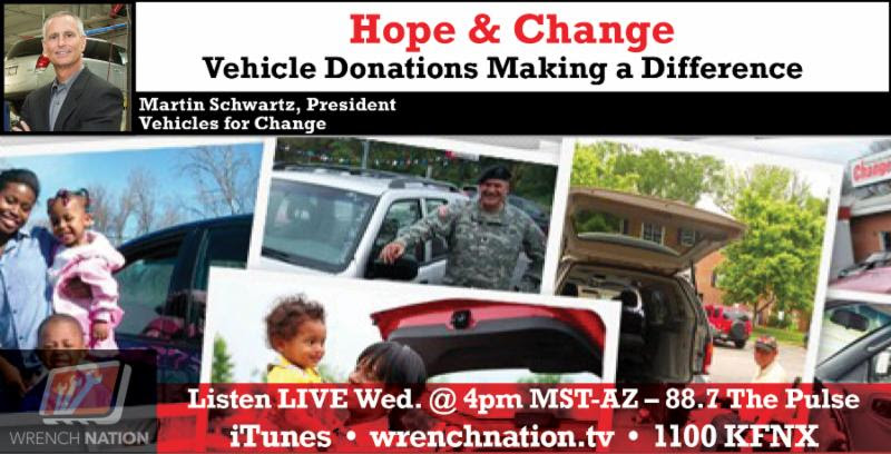 #150 Vehicle Donations Making a Difference