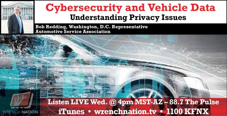 #154 Vehicle Cyber Security & Data Privacy