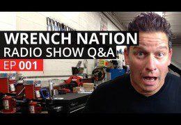 Radio Show Q&A – Episode 001