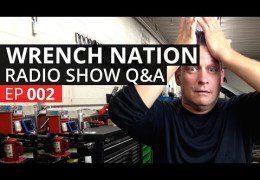 Radio Show Q&A – Episode 002