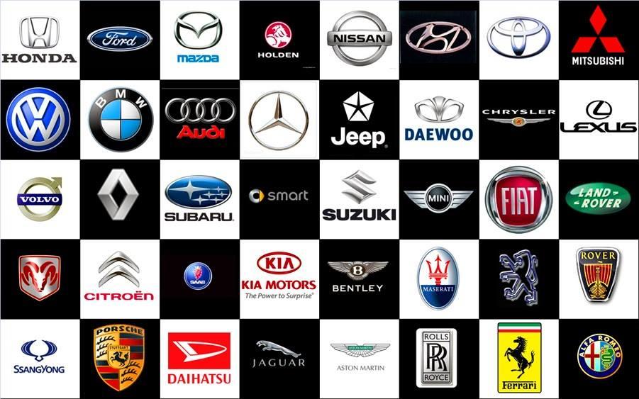 Popular Auto Brands
