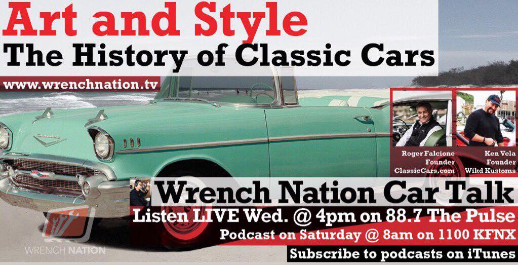 #112 Classic Cars