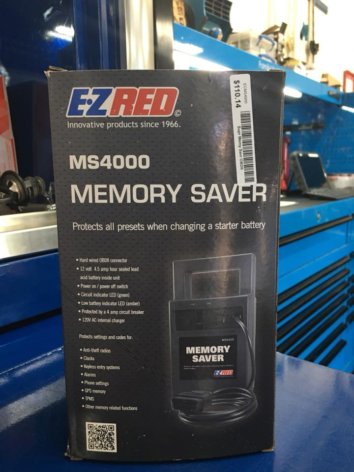 EZ RED Memory Saver Contest Winner Announced
