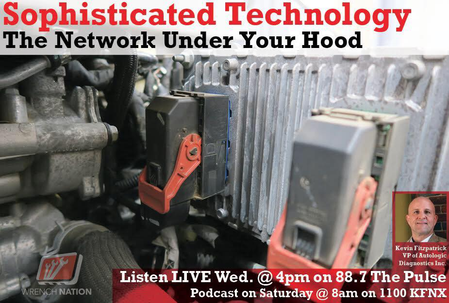 Sophisticated Technology -The Network Under the Hood
