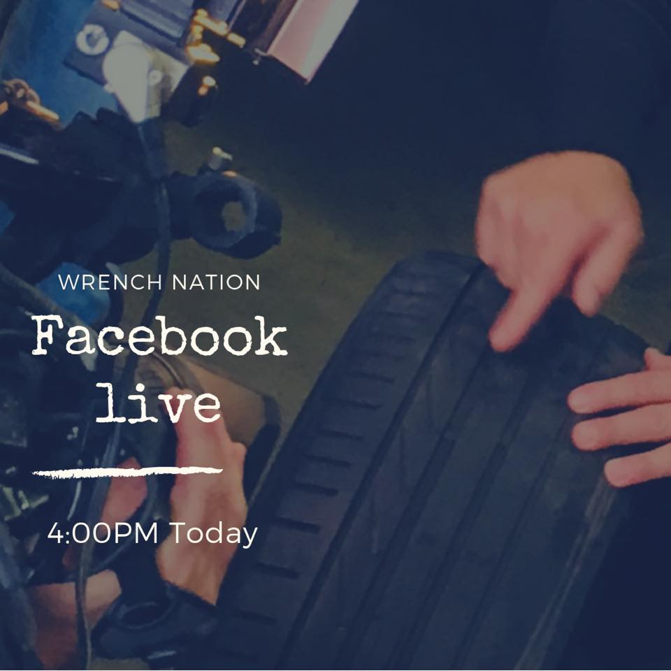 Facebook Live 9/10/18