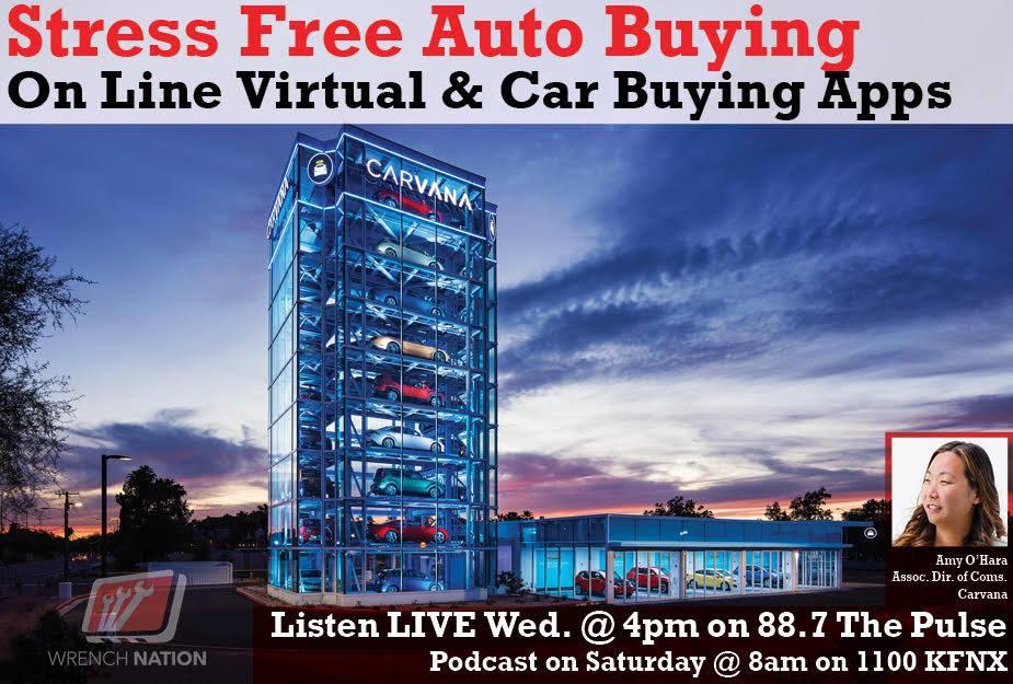 Carvana: Stress Free Auto Buying  9/12/18