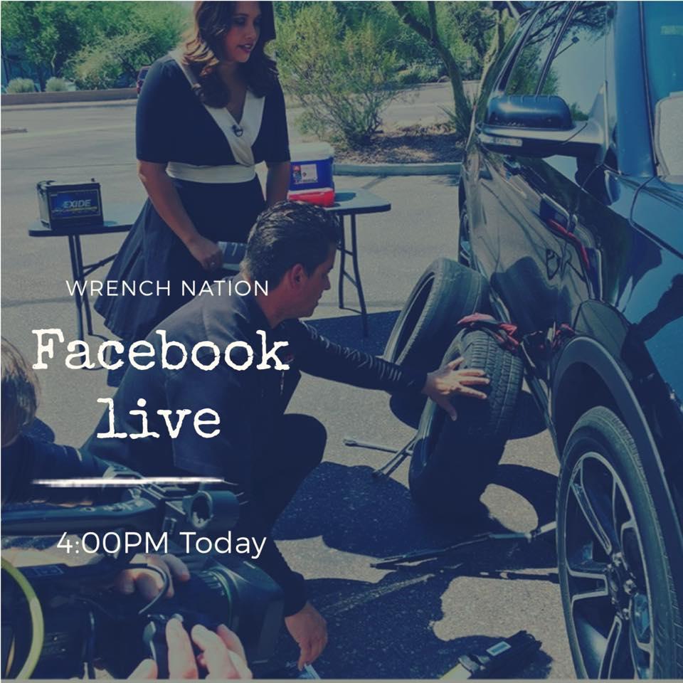 Facebook Live: 9/18/2018