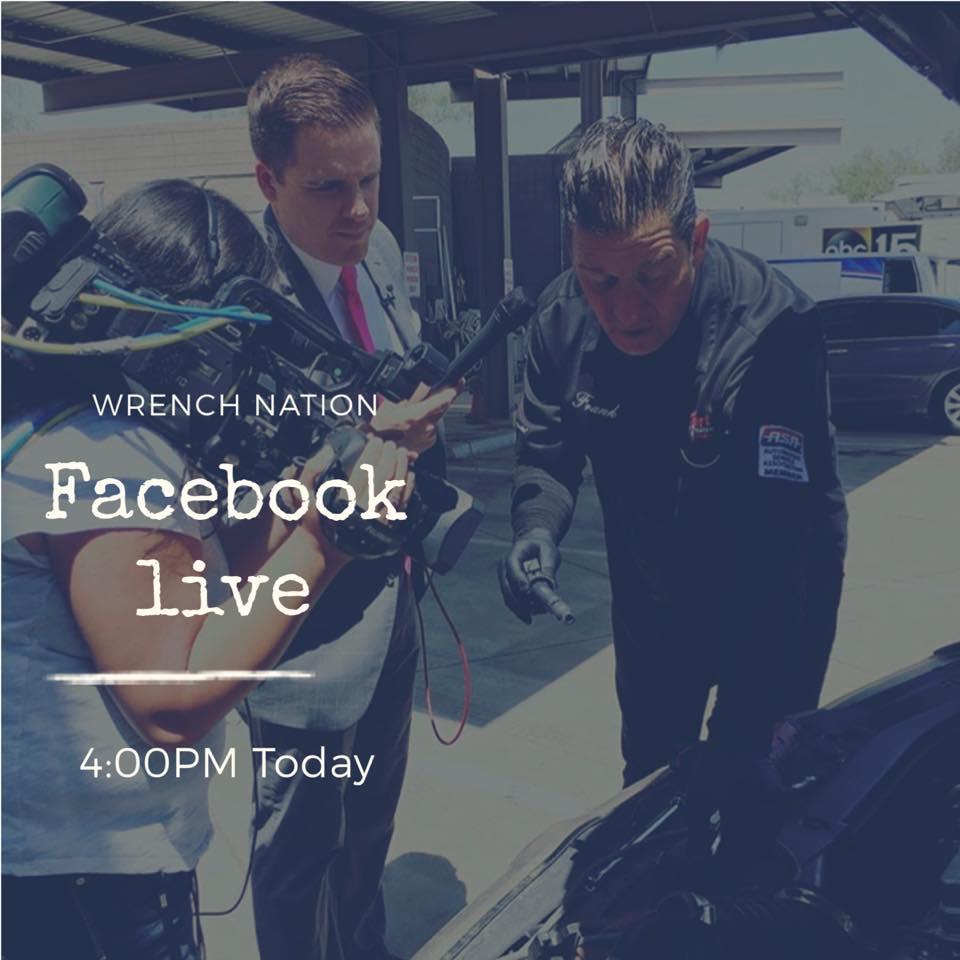 Facebook Live 9/24/18