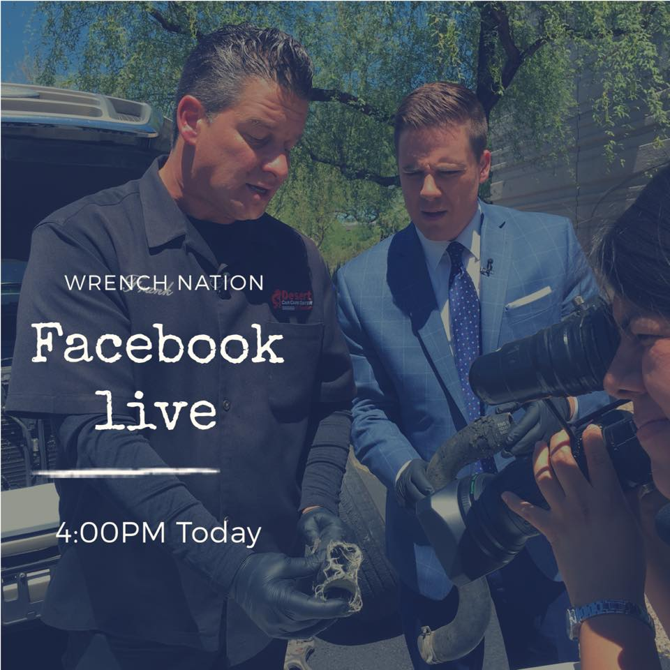 Facebook Live: 10/1/18