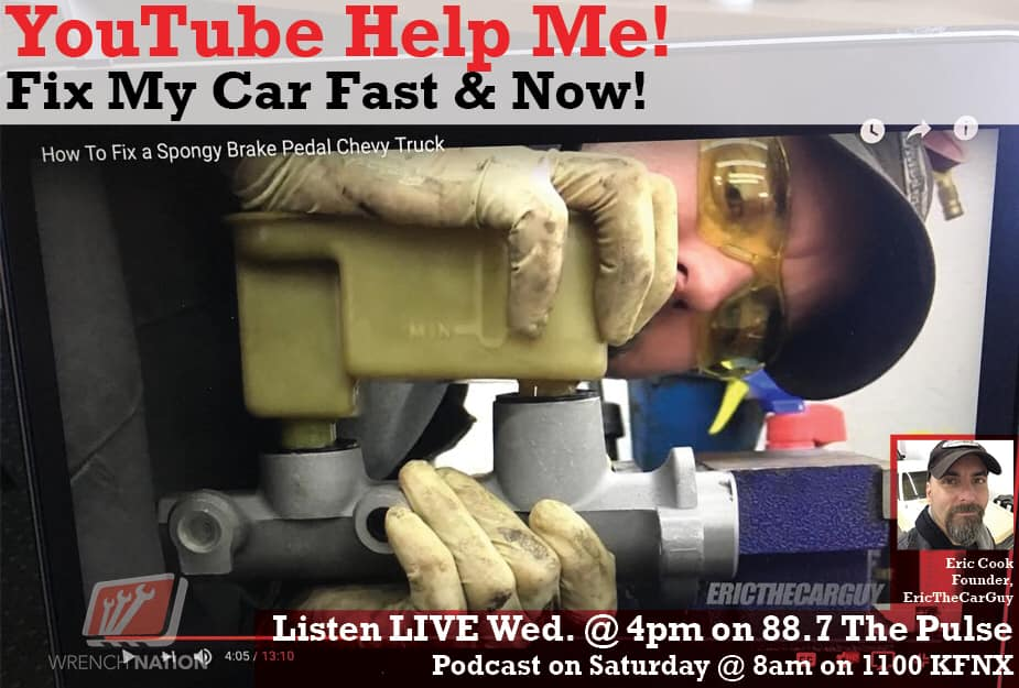 #126 YouTube Car Repair: The Do's & The Don'ts -Eric the Car Guy