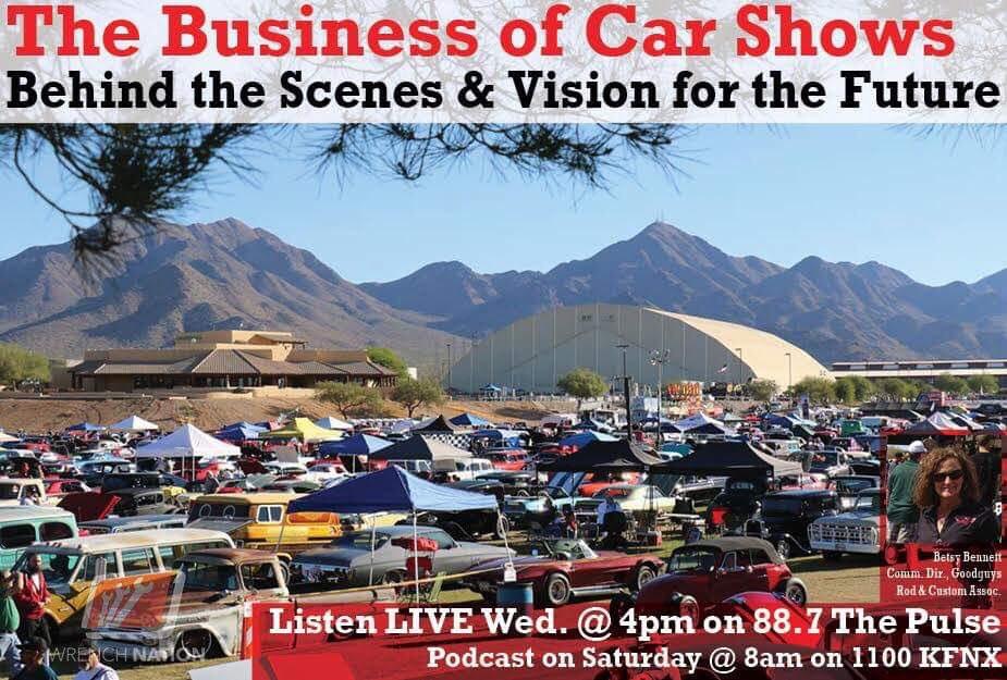 #130 GoodGuys Rod & Custom Association – The Business Of Car Shows