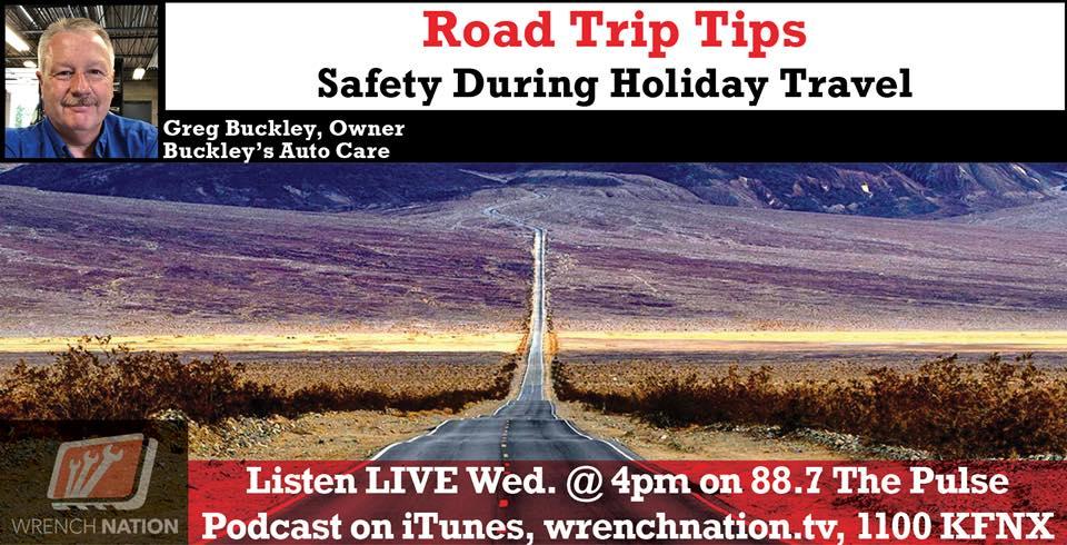 #132 Road Trip Tips