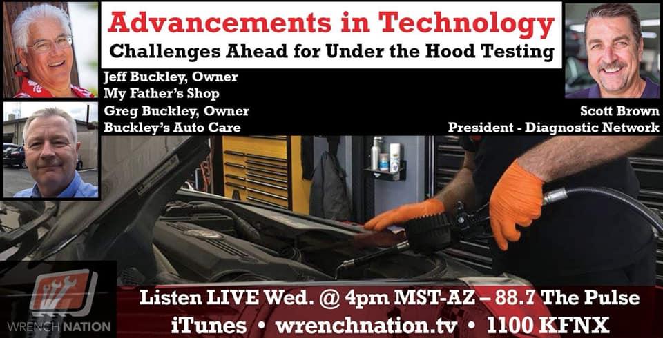 #149 Under The Hood Technology