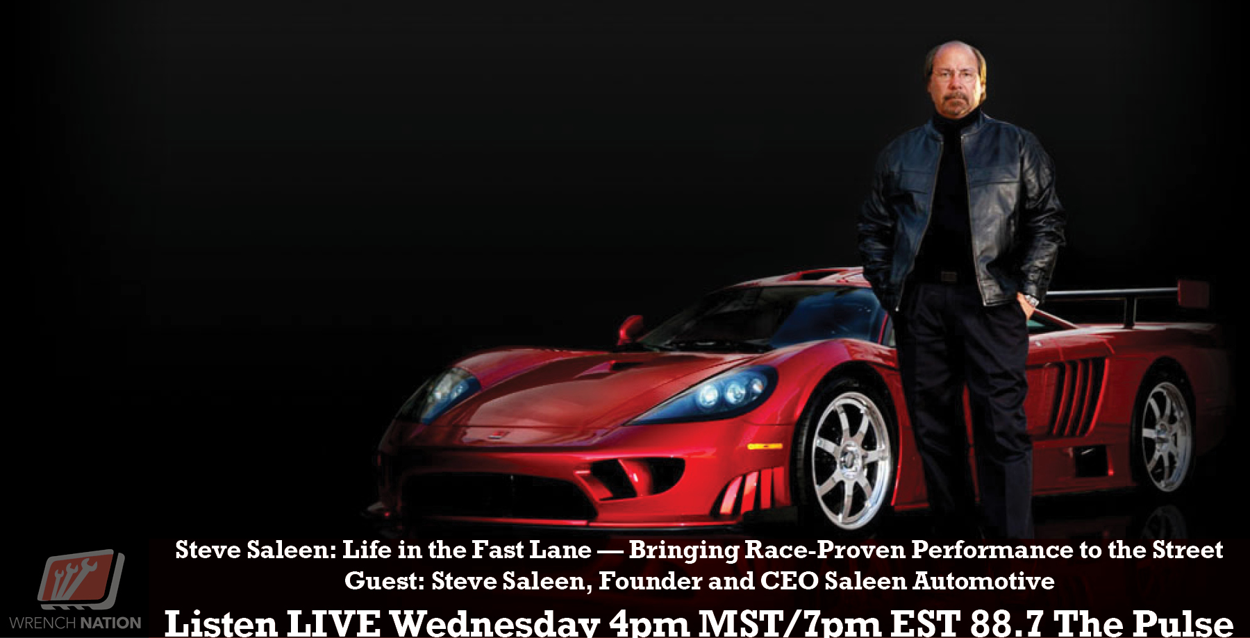 #167 Steve Saleen: Bringing Race-Proven Performance to the Street