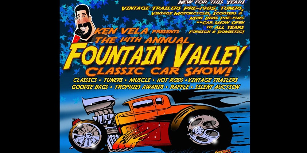 #200 Ken Vela : WIKD Kustoms -Fountain Valley Classic Car Show