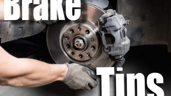 #203 Brake System Tips -How to Avoid Spending Unnecessarily