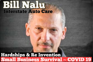 #204 Hardships & Re Invention  Small Business Survival COVID -19