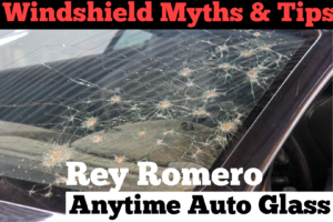 #206 Windshield Myths & Tips