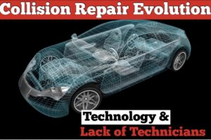 #209 Collision Repair Evolution : Technology & The Serious Lack of Technicians