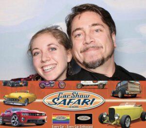 #232 Car Show Safari Tommy & Ruby Scalera