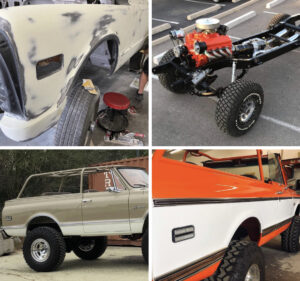 #238 Dan Hogan Hogie Shines : Renowned Custom Chevy Truck Builds