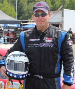 #236 Accomplished Race Car Driver :  Stephen Cox